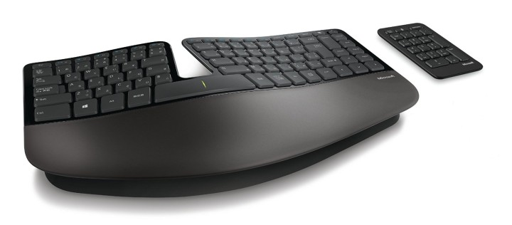 Sculpt Ergonomic Keyboard for Business USB Port 5KV-00006(Microsoft)の商品(キーボード)画像。詳細は以下